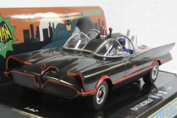 C4175 Scalextric Batmobile - 1966 TV Series 1:32 Slot Car *DPR*