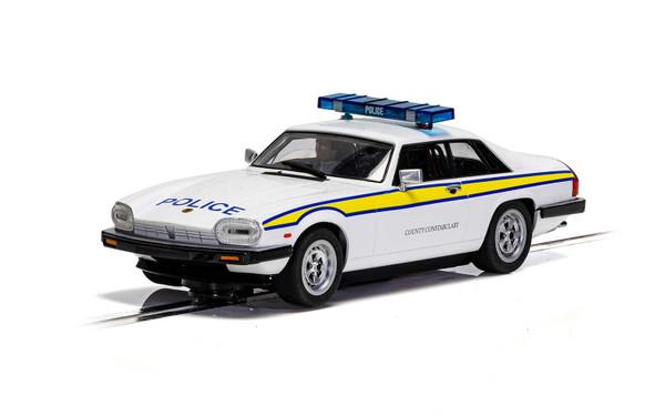 C4224 Scalextric Jaguar XJS - Police Edition 1:32 Slot Car *DPR*