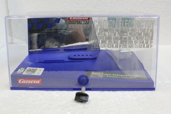 C132CDC Carrera 1:32 Slot Car Clear Display Case 1:32 Slot Car Accessory