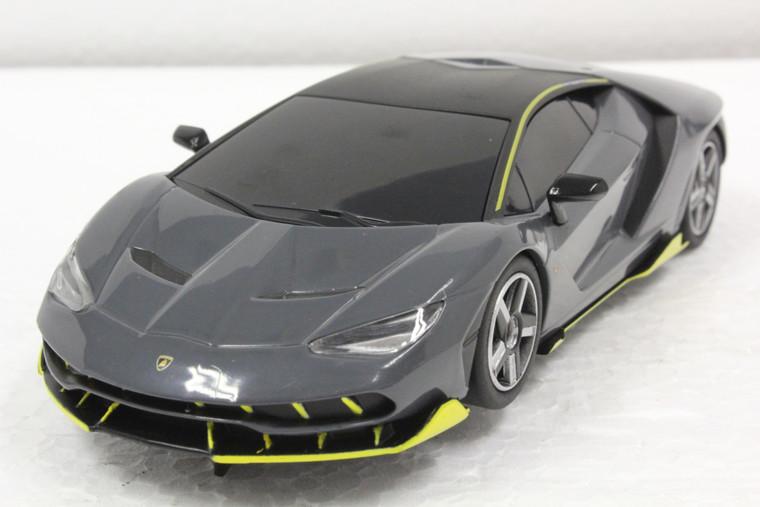 C3961 Scalextric Lamborghini Centrantrio Carbon 1:32 Slot Car DPR
