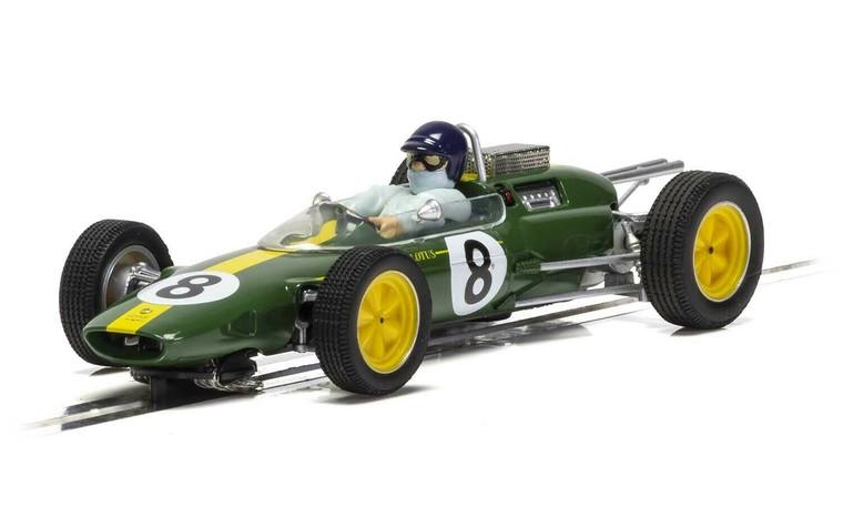C4068A Scalextric Legends Lotus 25 Jim Clark 1963 Grand Prix 1:32 Slot Car Lt Ed