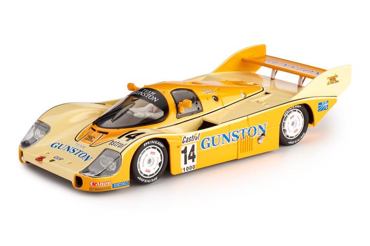 SICA09I Slot.it Porsche 956 KH Kyalami 1000 km 1983 Gunston, #14 1:32 Slot Car