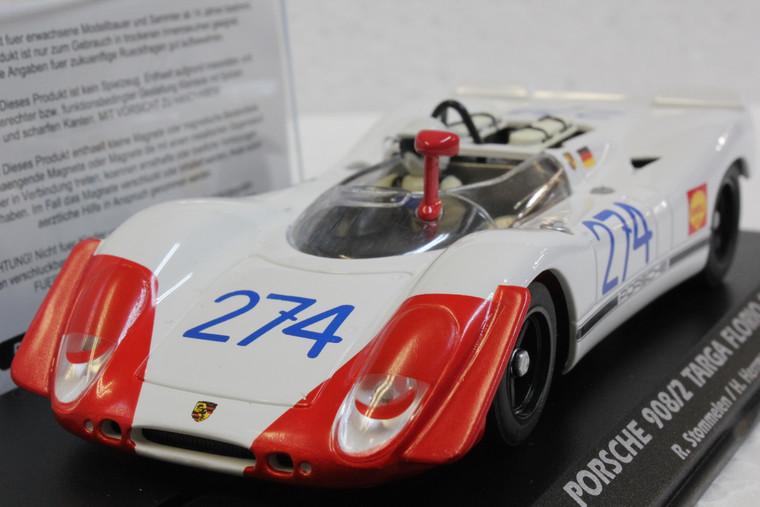 E2027 Fly Porsche 908/02 Targa Florio 1969, #274 1:32 Slot Car