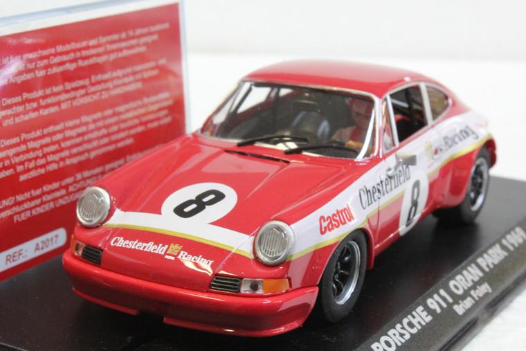 A2017 Fly Porsche 911 Oran Park 1969, #8 1:32 Slot Car
