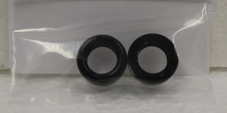 2800RS Super Tires - Silicone Tires for C4175 Scalextric Batmobile 1:32 Slot Car Part