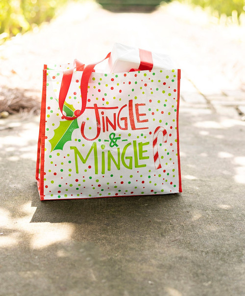 Jingle & Mingle Gift Bag