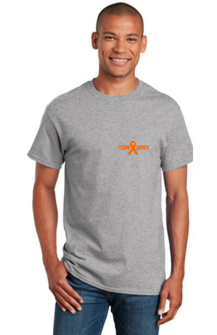 #TEAMJERRY Short Sleeve Tee
