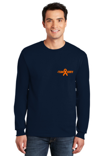 #TEAMJERRY Long Sleeve Tee