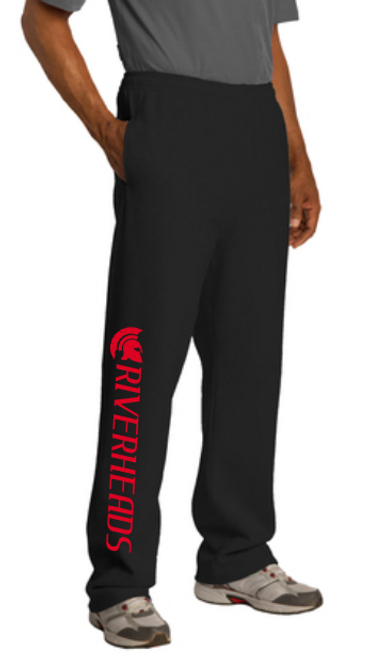 Riverheads Unisex Fleece Sweatpant with Pockets
