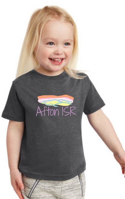 Afton ISR Toddler Fine Jersey Tee