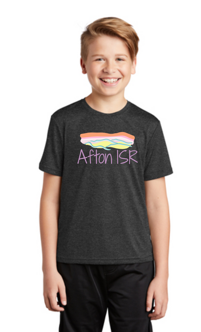 Afton ISR Youth Heather Contender™ Tee