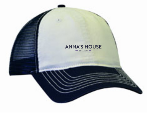 Anna's  House  Washed Cotton Twill Cap