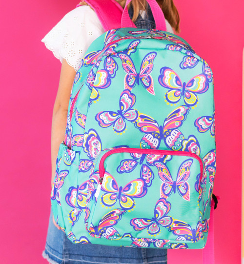 Butterfly Kisses Backpack