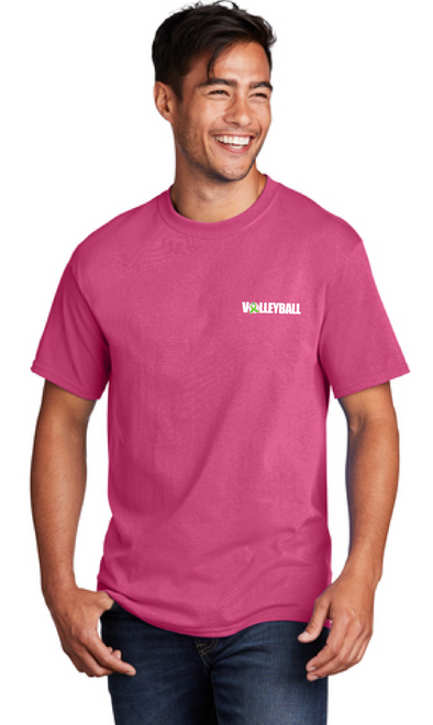 Pink Out Short Sleeve Tee