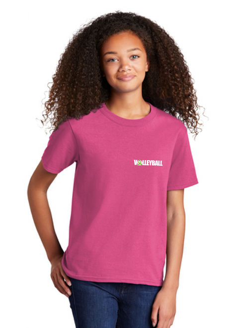 Pink Out Youth Short Sleeve Tee