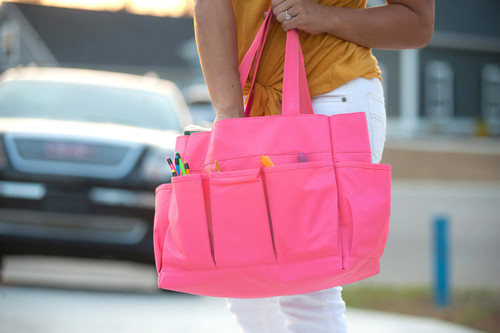 Carry All Bag~Hot Pink