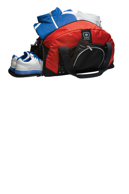 OGIO® - Red Big Dome Duffel