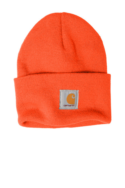 Carhartt® Watch Cap 2.0  ~Brite Orange