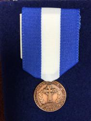 CWV Department Award Medal  (Bronze)
