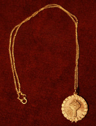 CWV Auxiliary Special Award  (Necklace)