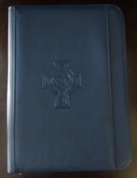 Catholic War Veterans Padfolio  (Blue)