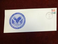 Dept. of Veterans Affairs 1st Day Postal Cover (3/15/89)