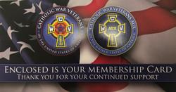 Membership Acknowledgement Card