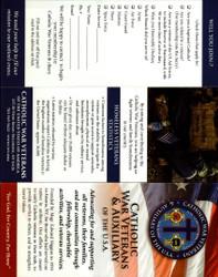Recruiting Brochures,  Pocket-Size, Tri-fold  (Bundle of 25)