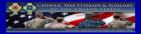 Catholic War Veterans Online Store