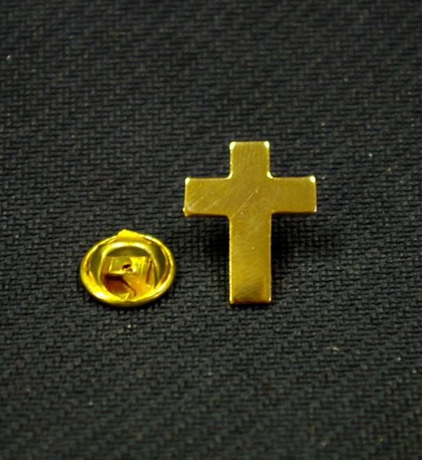 Chaplain's Crosses (Gold, Pair)