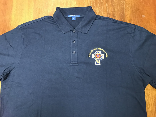 CWV/A Men's Polo Shirt