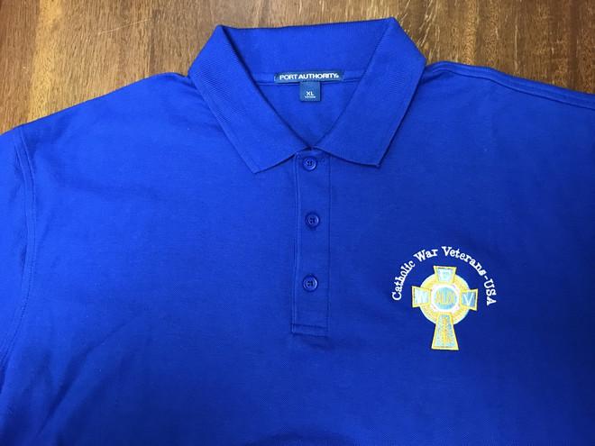 CWV/A Women's Polo Shirt