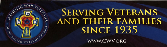 CWV Recruitment Bumper Sticker  (Magnetized)