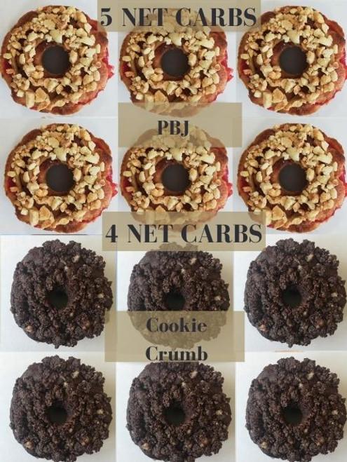 PBJ or Cookie Crumb