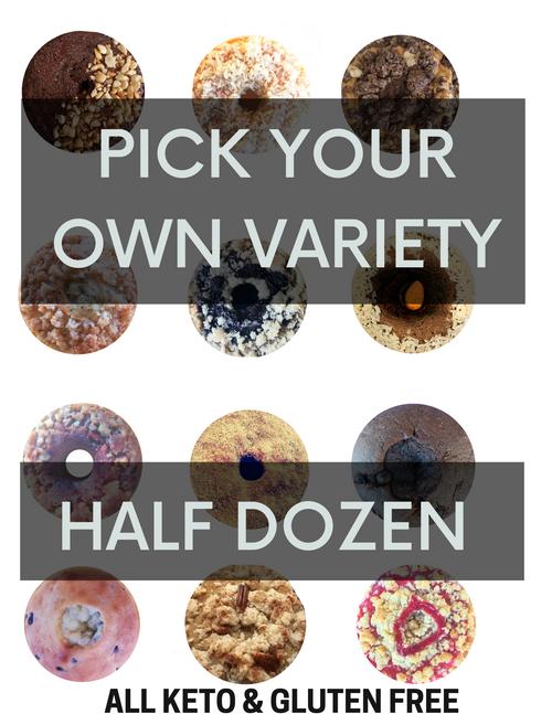 Pick Your Own HALF DOZEN