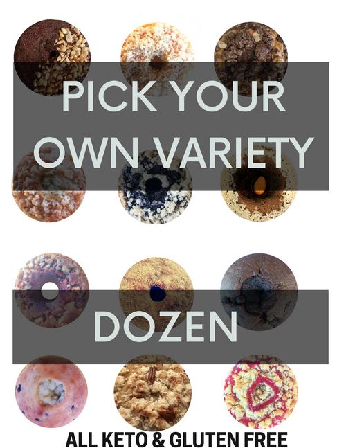 Pick Your Own DOZEN