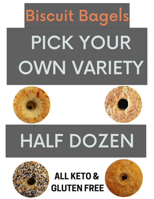 BISCUIT BAGEL PICK YOUR OWN