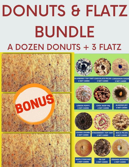 DONUTS & FLATZ BUNDLE