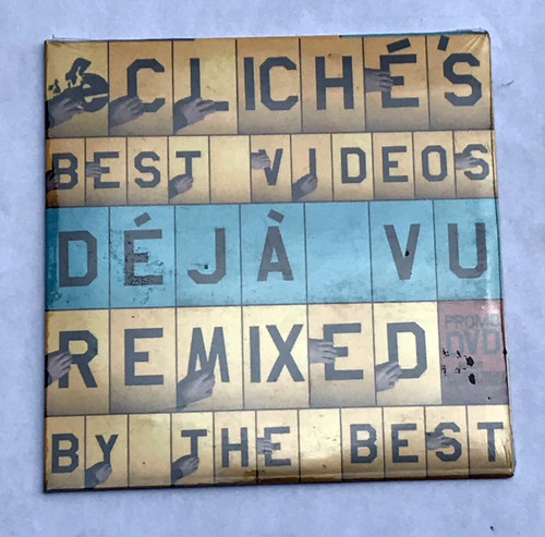 CLICHE'S BEST VIDEOS DEJA VU REMIXED BY THE BEST!#1 JB Gillet by RB Umali, #2 Ricardo Fronseca by Greg Hunt, #3 Joey Brezinski by Roger Bagley, #4 Cale Nuske by Scuba Steve, #5Javier Mendizabal by Mike Manzoori, #6 Charles Collet by Ewan Bowman, #7 Jeremie Daclin by Dan Wolfe, #8 Andrew Brophy by Dan Magee #9 Lucas Puig by TY Evans. BONUS PROMO DVD The gipsy tour 2 uncut version.