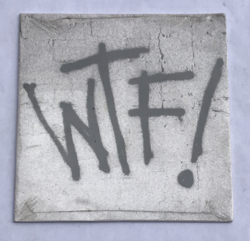 WTF! Presented by Arnette, Foundation, and Thrasher Magazine. Starring Duffel, Sierra, Murphy, Merlino, Marquis, Abdias, Dakota, and Spencer.  DVD package in CD sized case.