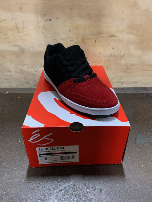 és shoe ACCEL SLIM Black/Red