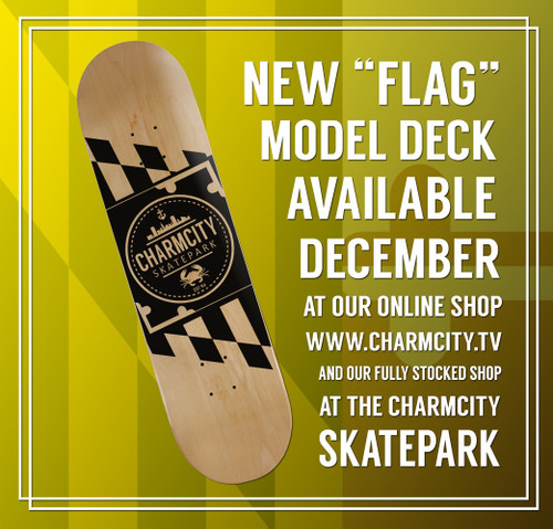 "Charmcity ""Flag Deck"""