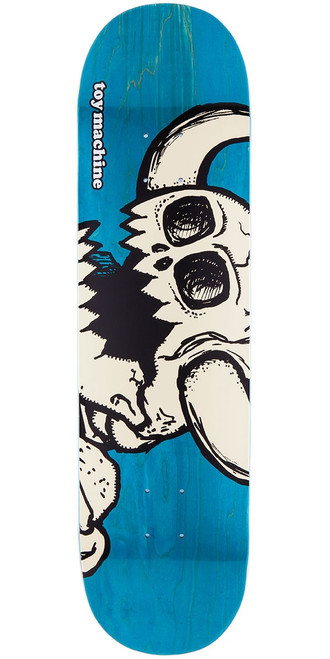 "Board Width: 8.50"" Board Shape: Popsicle Board Construction: Traditional Maple Board Series: Vice Dead Monster"