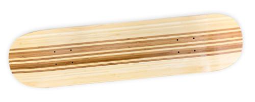 Bamboo Blank Skateboard Deck