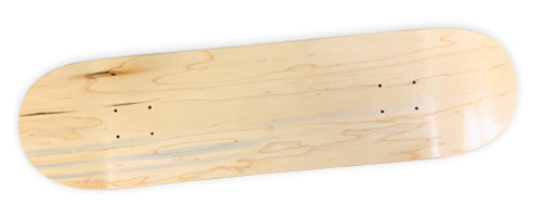 Maple Blank Skateboard Deck