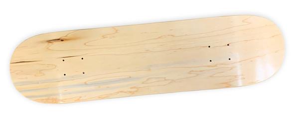 Maple Blank Skateboard Deck