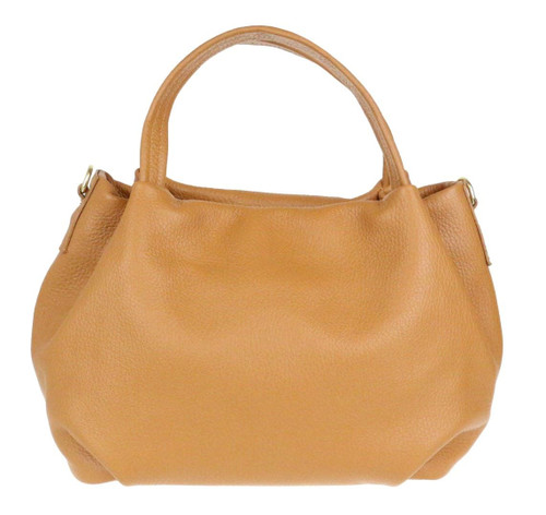 Bucket Genuine Leather Handbag