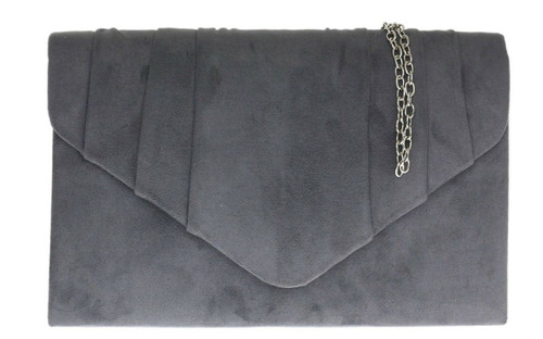 Clutch Bag Pleated