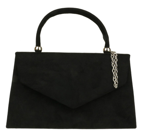 Top Handle Clutch Bag