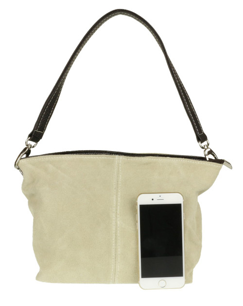 Suede Handbag Shoulder Bag Tote